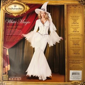 White Witch Theater Quality Costume